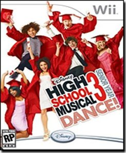 Disney Interactive Disney High School Musical 3: Senior Year (Nintendo Wii) Adventure for Nintendo Wii for Everyone