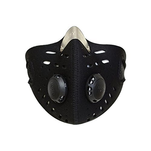 Outdoor Sports Dust Mask, Your Supermart Anti Pollen Allergy Fitness Mask, Filter Air Pollutant for Cycling Racing All Outdoor Activities