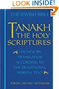 best seller today The Jewish Bible: Tanakh: The Holy...