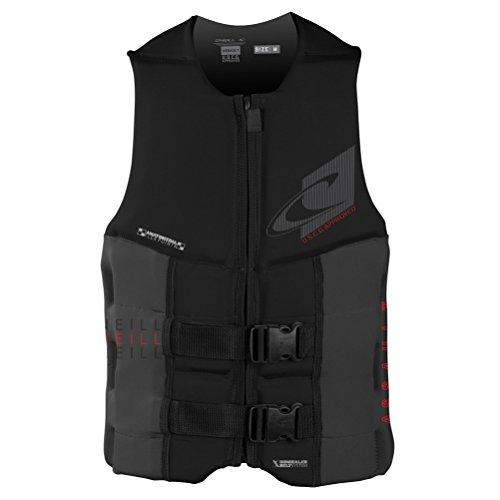 O'Neill Wetsuits Wake Waterski Mens Assault USCG Life Vest