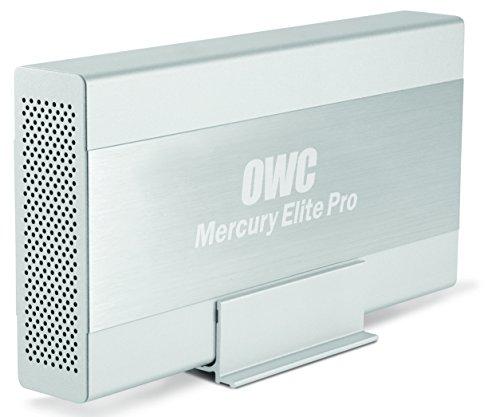 OWC 1.0TB Mercury Elite Pro Desktop Storage Solution, 7200RPM eSATA/FW800/FW400/USB3.1 by OWC