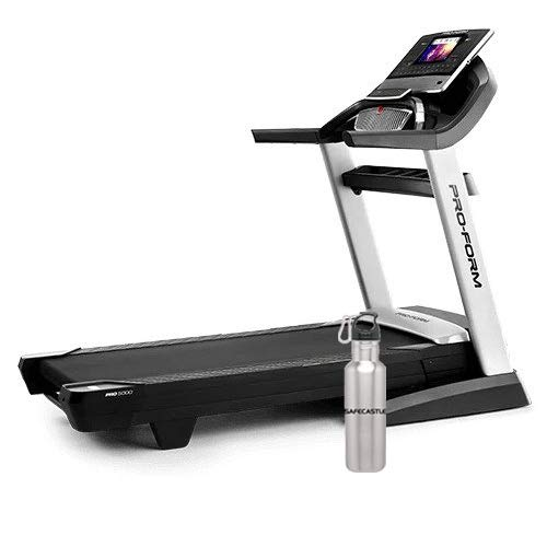 ProForm Smart Pro 2000 Treadmill,: treadmill weight limit 300 lbs