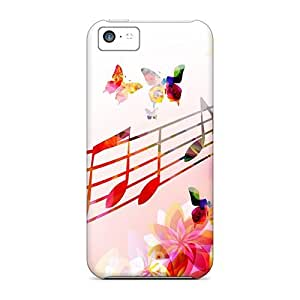 Dana Lindsey Mendez Fashion Protective Melody Of Butterfly Wings Case Cover For Iphone 5c