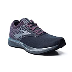 Introducing a shoe that both giveth and taketh away. Chock full of technology in a lightweight frame, the Ricochet fuels your run by returning the energy you give with every step you take. Engineered with equal amounts comfort and performance...