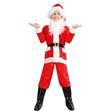 Pegasus Traje Disfraz Máscara de Navidad - niño PAPÁ Noel ...