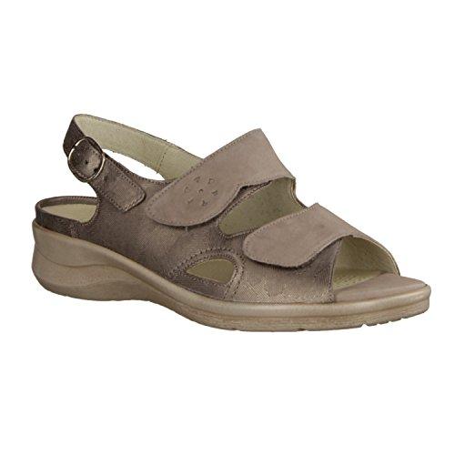 Einlage Sandale Damenschuhe Merle 811004230 Bequem Lose Waldläufer 2D9IEH