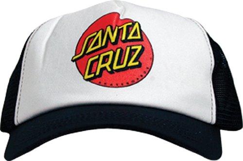 Santa Cruz Men's Classic Dot Cap