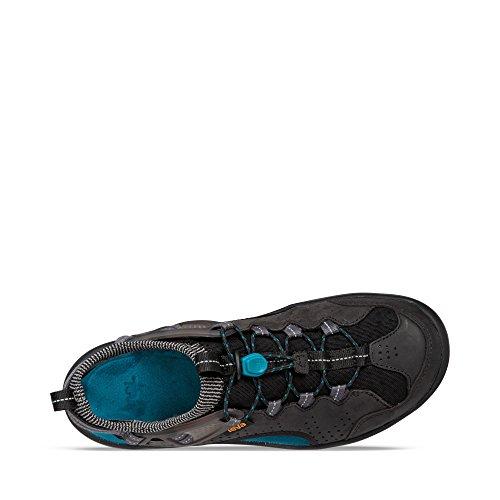 Teva TerraFloat Travel Lace Sandal Women's Hiking 11 Black by Teva (Image #2)