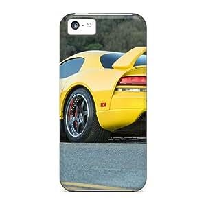 Tough Iphone XDaAZ668UPXjh Case Cover/ Case For Iphone 5c(dodge Viper Twin Turbo Hennessey Venom)