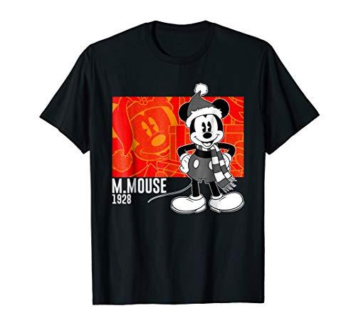 Disney Santa Mickey Mouse 1928 T-Shirt