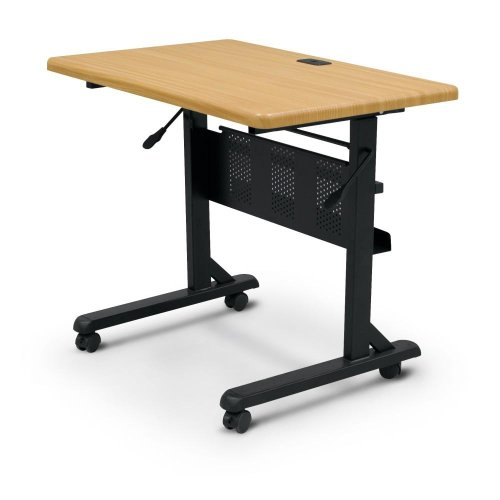 Balt Flipper 3624 Conference / Training Table - Teak by Generic