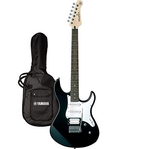 (Yamaha Pacifica Series PAC112V Electric Guitar; Black)