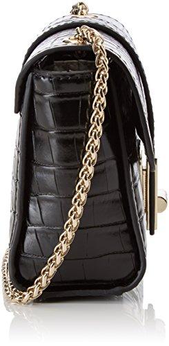nero Mano Bolsos 1y000032 Mujer Trussardi Jeans 75b00163 Negro De 7vpp8x