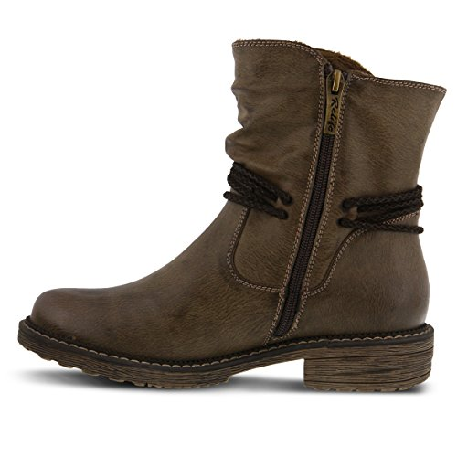 Women's Spring Step Boot Kathie Shoes Taupe ffTaq5r