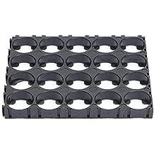 Betan 4x5 Cell Spacer 18650 Lithium Battery Plastic Holder Bracket (10pc)