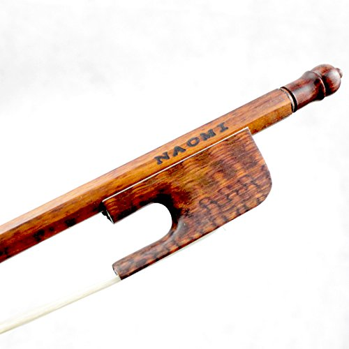 NAOMI BOW Baroque Style Snakewood Viola Bow -VIOLA BOW-Great Balance NEW