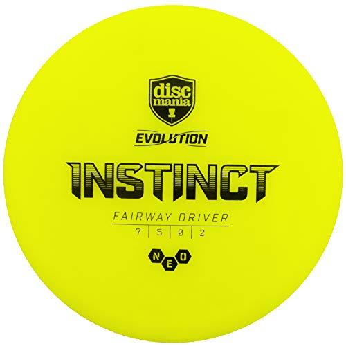 - Discmania Evolution Neo Instinct Fairway Driver Golf Disc [Colors May Vary] - 170-172g