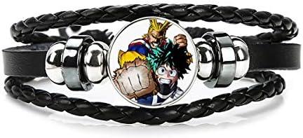 Good Friend Mha Bracelet Bnha Bracelet My Hero Academia Bracelet Izuku Midoriya OCHACO URARAKA Katsuki Bakugou Wristband (05)