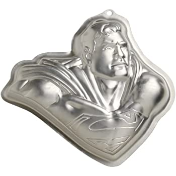 Superman Cake Pan Wilton Batman