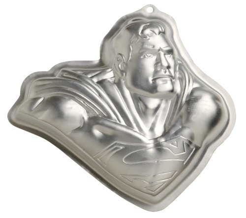 Wilton Superman Cake Pan