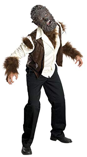Rubie's Deluxe Wolfman - Adult -
