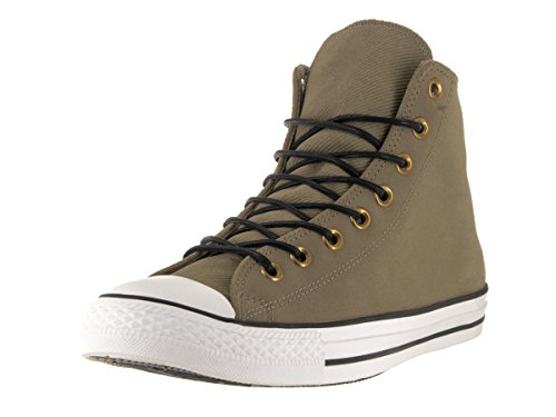 Converse Leather All Star, Unisex - Erwachsene Sneaker Jute/Egret/Black