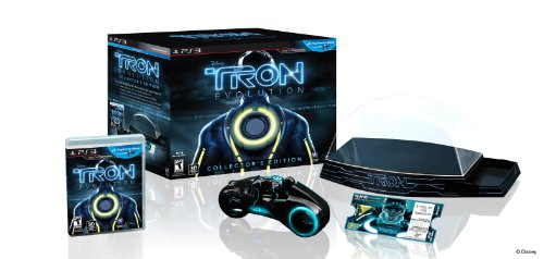 TRON: Collector's Edition - Playstation