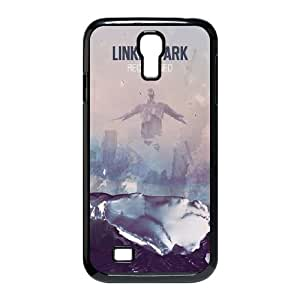 N5J53 Linkin Park G6I3LW funda Samsung Galaxy S4 9500 funda caja del teléfono celular cubre PI3WML0WW negro