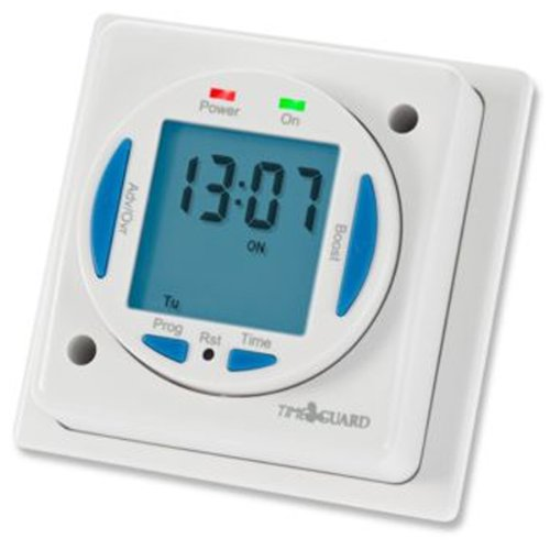 Timeguard NTT04 7-Day Compact Electronic Timeswitch with Voltage Free Contacts