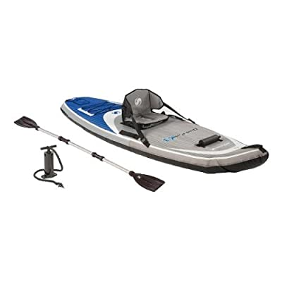 2000006973 Coleman QuikPak K3 1-person Sit On Top Inflatable Kayak