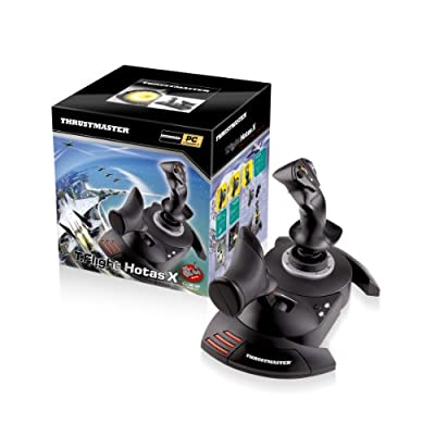 Thrustmaster T-flight Hotas X Flight Stick by Thrustmaster VG