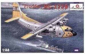 Aircraft Provider Usaf - HC-123B 'Provider' USAF aircraft (Chase Aircraft Company) 1/144 Amodel 1405