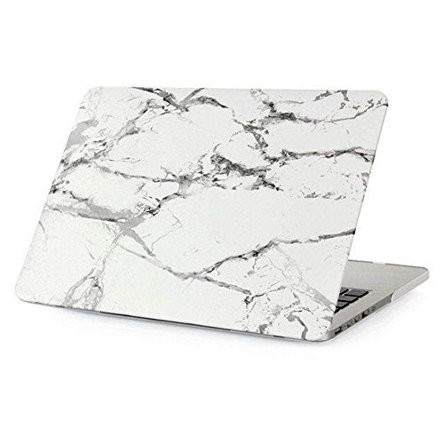 sports shoes 01bcb 7acce Protective Laptop Shell Hard Case Cover Skin For Apple Macbook Black Gold  Marble White Texture Marble Macbook Air 13 13.3 Inch