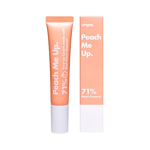 Peach Me Up(1.3 oz): Moisturizing and Brightening Peach Lightweight Tone Up CC cream