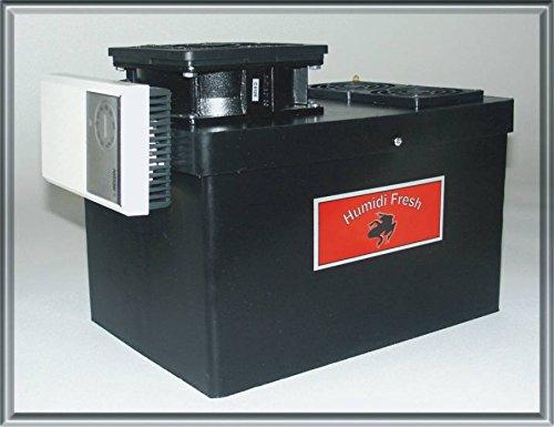 (Best Humidors Humidi Fresh Electric Cigar Humidifier 50 Cubic Automatic Fill - FREE)