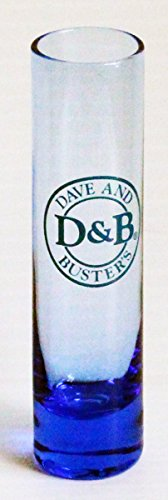 dave-and-busters-blue-glass-promotional-2oz-shot-glass