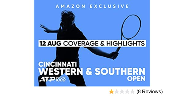 Amazon co uk: Watch 12 August - 2019 Western & Southern Open