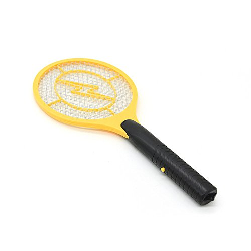 Price comparison product image Bug Zapper Electric Fly Swatter Racket, Buybuybuy Mosquito Killer Electric Tennis Bat Handheld Racket Insect Fly Bug Wasp Swatter