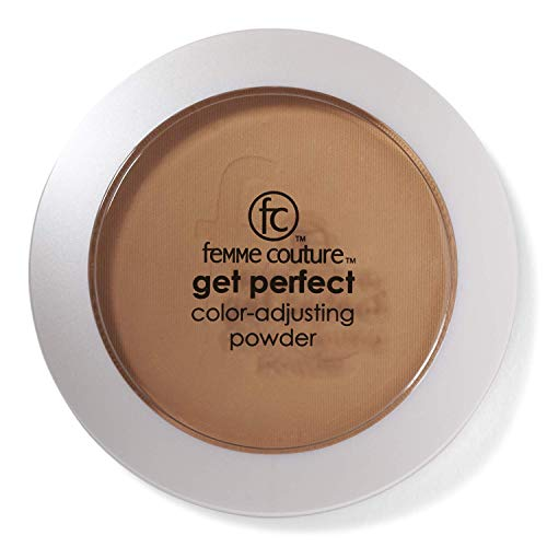 Femme Couture Get Perfect Color Adjusting Powder Tan Tan