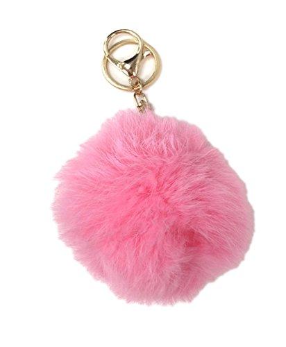 melie-bianco-faux-fur-pom-pom-handbag-charm-keychain-pink