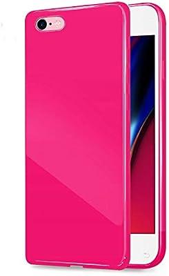 Amazon.com: Funda para iPhone 6/6S (4,7 pulgadas) Jelly Case ...