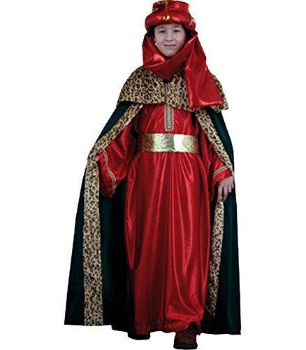 Disfraz de Rey Mago Verde Infantil Navidad: Amazon.es: Ropa y ...