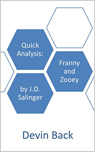 Quick Analysis: Franny and Zooey by J.D. - Glasses Zooey