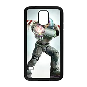 Samsung Galaxy s5 Black Cell Phone Case Buzz Lightyear LWDZLW0536 Customized Unique Phone Case Cover