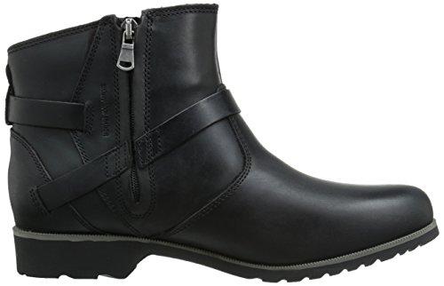 Teva Delavina Ankle - Botas para mujer Negro (Black- Blkblack- Blk)
