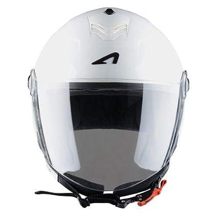 color Negro Mate Casco Jet talla XXL Astone Helmets Mini Jet 61cm