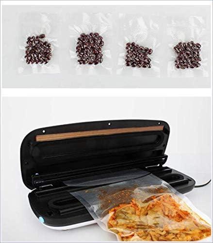XHLLX Nourriture Vide Scellant Machine, Mode Automatique Moist Sec Alimentaire Scellant Machine One-Touch pour Une Utilisation dans Camping Et Maisons
