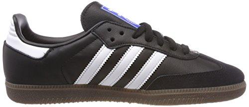 De Gymnastique 000 ftwbla gum5 Adidas Samba Og negbás Chaussures Homme Noir wFIFOt