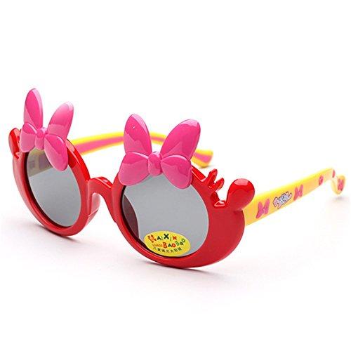 MosierBizne Cartoon Children Anti Scratch Sunglasses Men And Women Universal Polarized - Reviews Salt Sunglasses