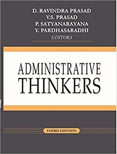 administrative thinkers prasad and prasad flipkart